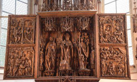 Flügelaltar Kefermarkt (um 1495)
