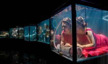 Unter Wasser Musik spielen?!