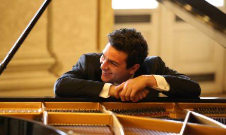 Dimitar Kosev: junger Dirigent mit vielen Facetten