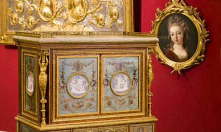 Der Sekretär der Königin Marie Antoinette