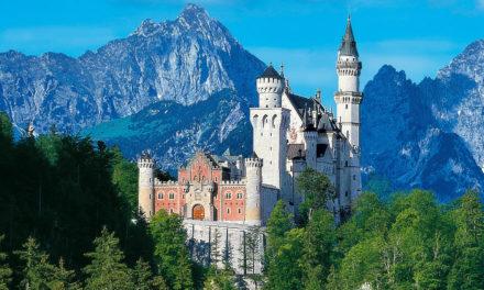 Als ein Schloss die Musik inspirierte…