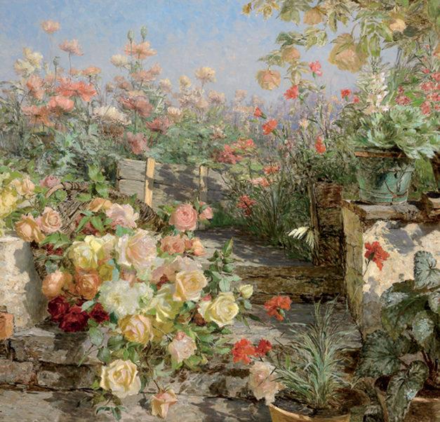 Flower – Power vor 120 Jahren!