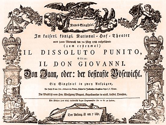 Opera buffa und ihre großen Komponisten