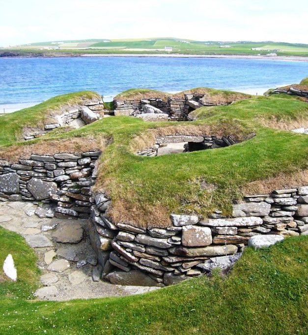 Wohnkultur vor 5000 Jahren