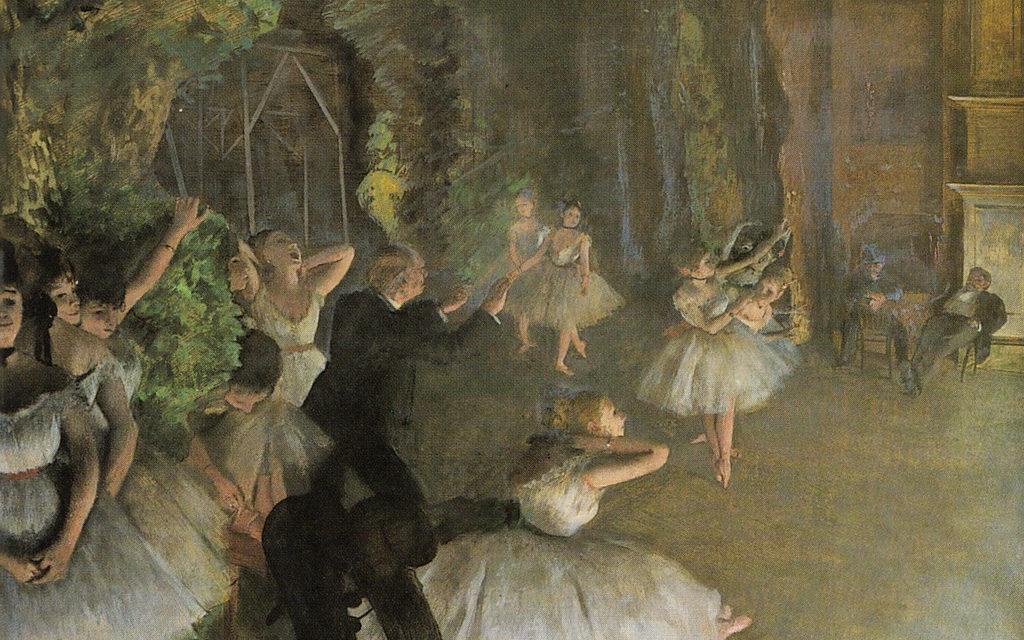 Der alte Mann und das Ballett