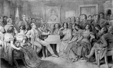 Der Liederfürst Franz Schubert