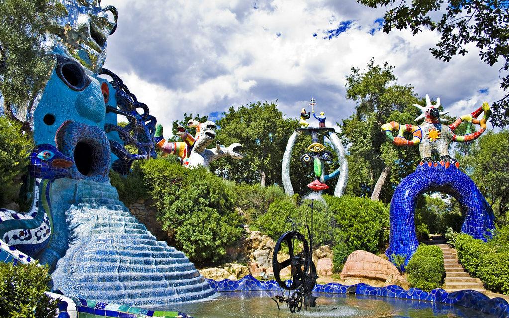 Der Tarot-Garten der Niki de Saint Phalle!