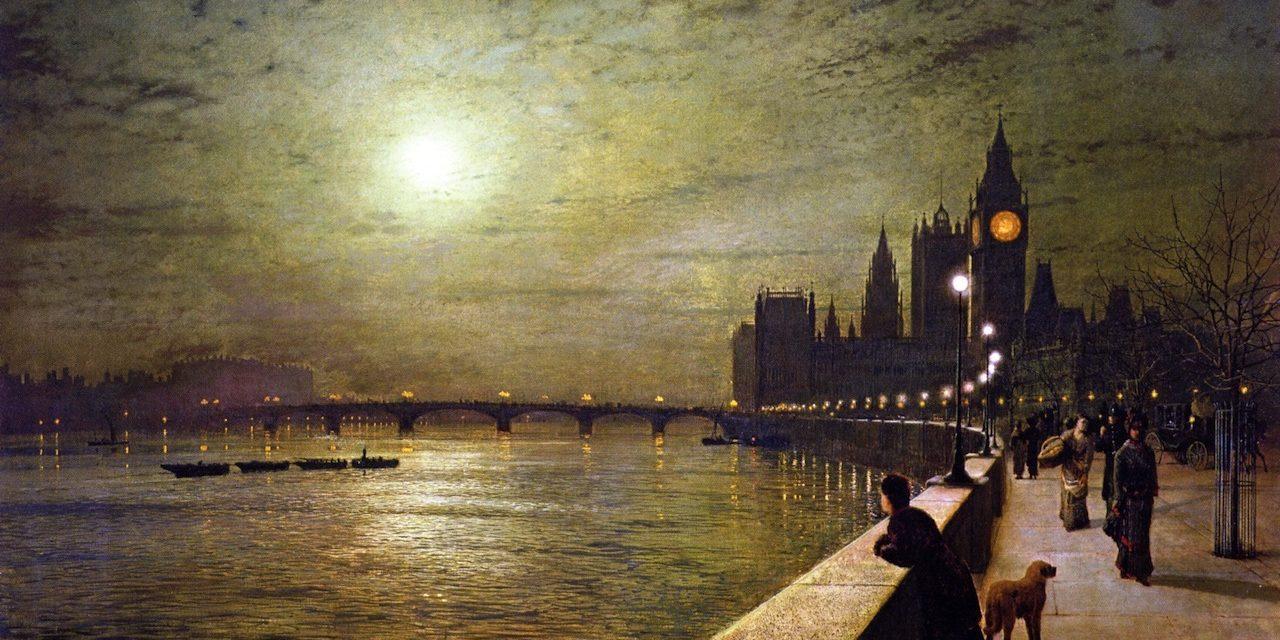Die britische Nacht