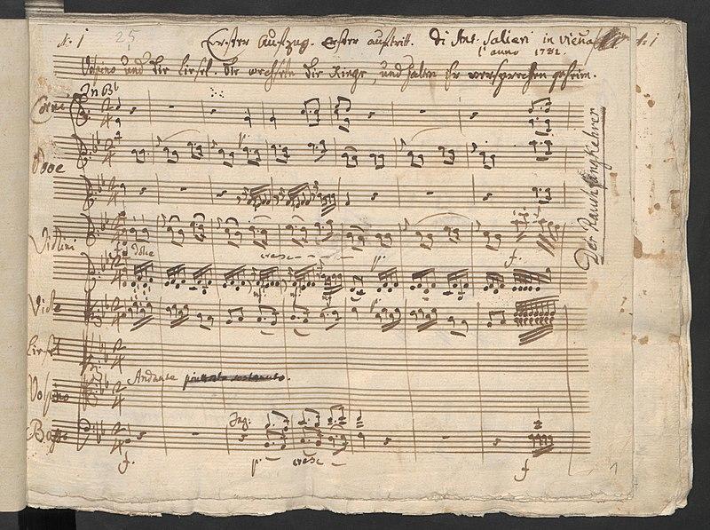 Antonio Salieri – in Mozart's Schatten