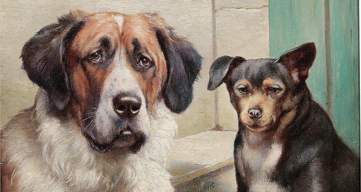 Auf den Hund gekommen – Carl Reichert