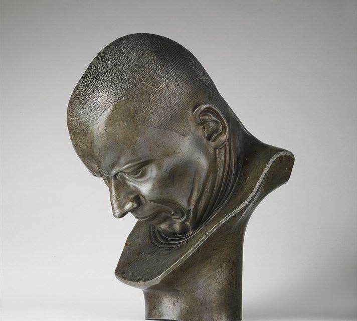 Ein Mann, mit vielen Charakteren-Franz Xaver Messerschmidt