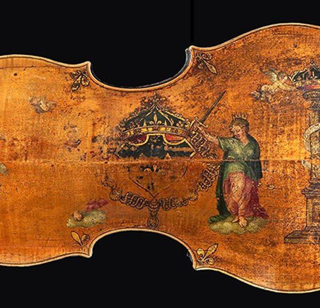 """Das virtuelle Museum für Instrumente: Das Cello """"King"""""""