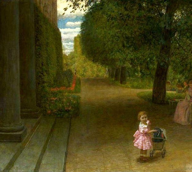 Der Garten im Impressionismus