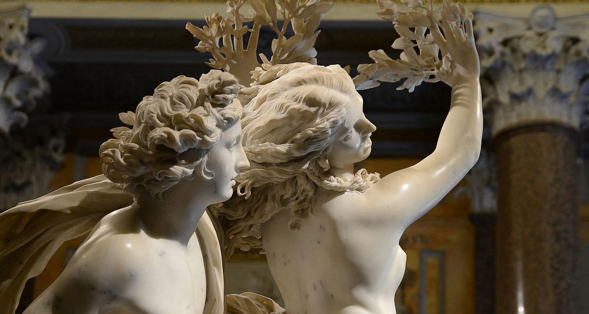 Apollo und Daphne- Die Metamorphosen des Ovid