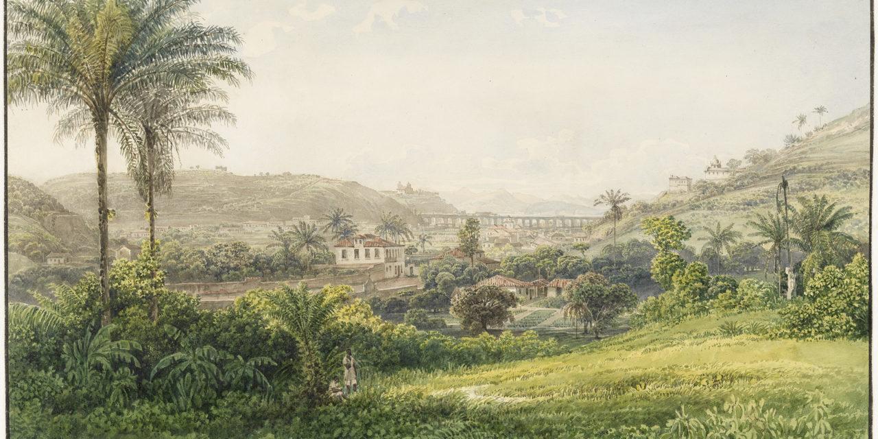 Thomas Ender – Eine Brasilienexpedition im Biedermeier