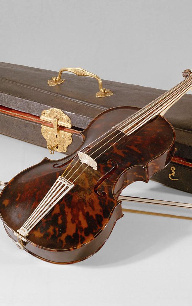 Das virtuelle Museum: Streichinstrumente