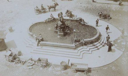 Georg Raphael Donner und sein Brunnen